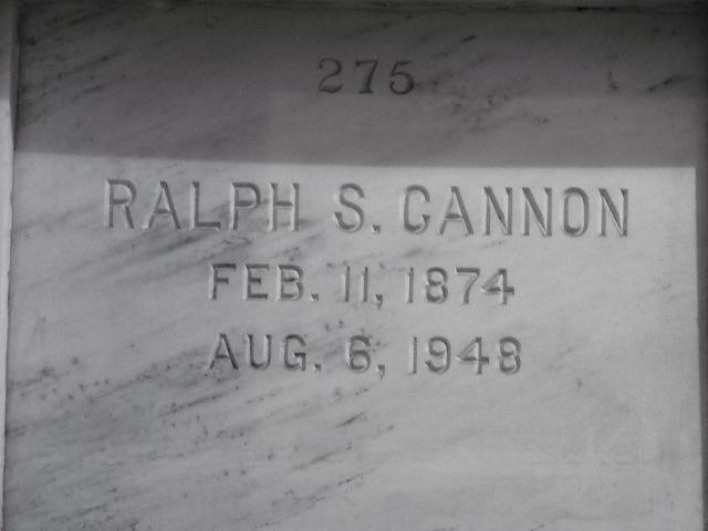 Ralph S. Cannon