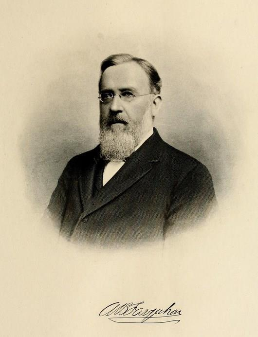 Arthur Briggs Farquhar