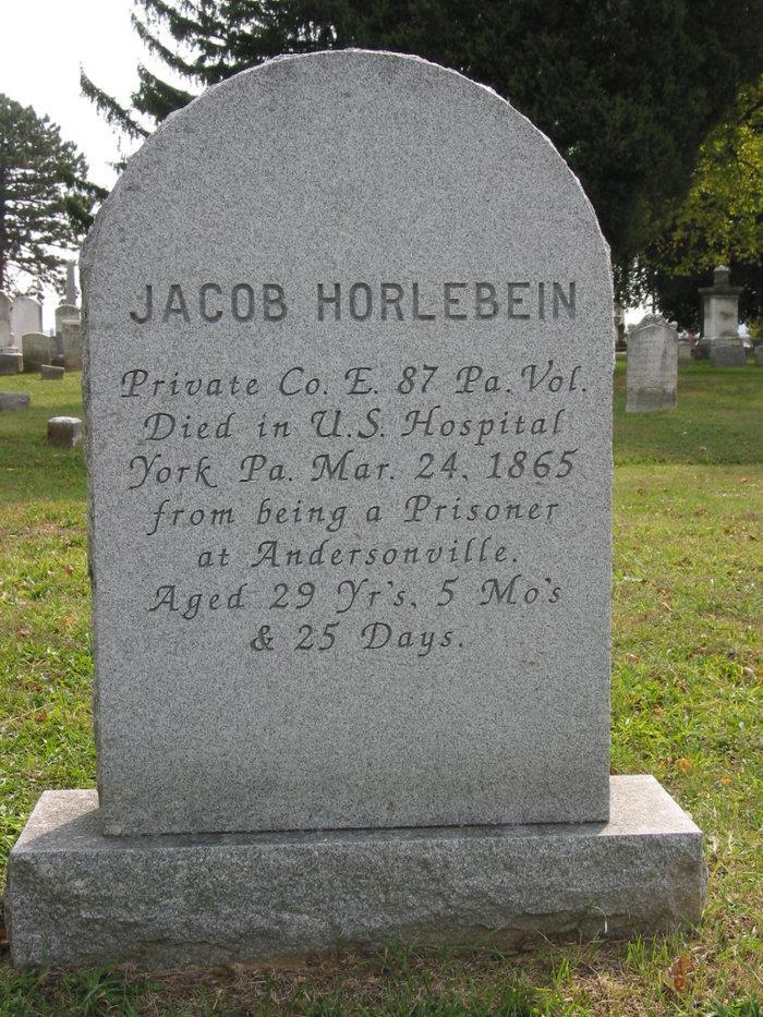 Jacob Horlebein