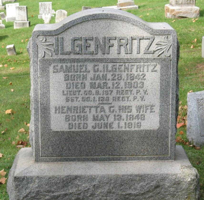 Samuel Charles Ilgenfritz