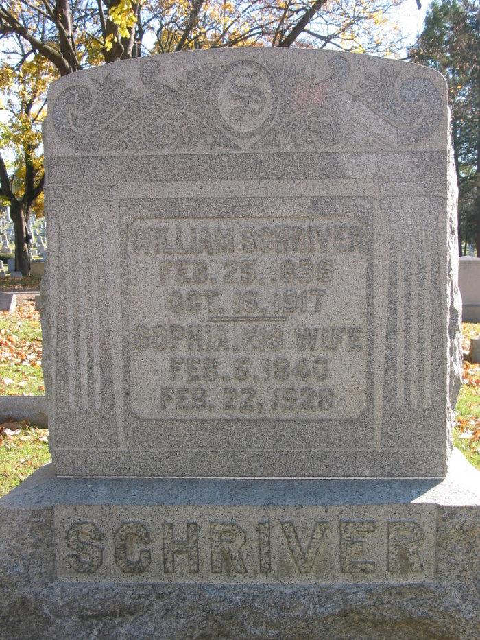 William Schriver