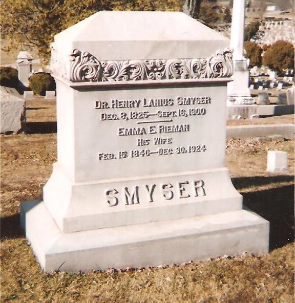 Dr. Henry L. Smyser