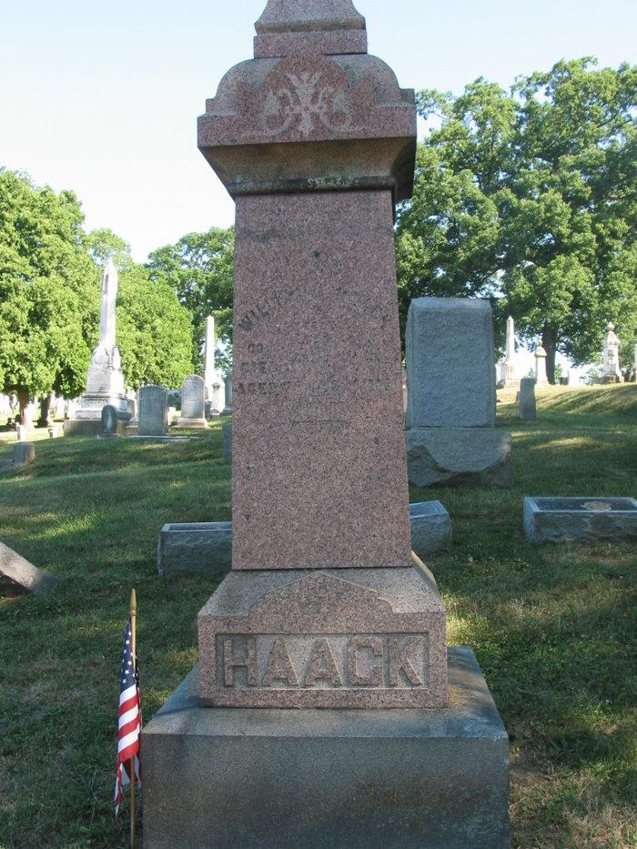 William Alexander Haack